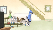 S7E11.042 Mordecai and Rigby Going to Bed