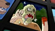 S7E17.158 Zombie on TV