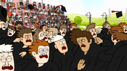 S7E36.244 Everyone Losing Their Grad Caps 01