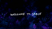 S8E03 Welcome to Space Title Card
