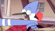 S5E01.156 Mordecai Screaming at the Freshman