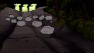 S4E32.127 Ghost Goats Starting a Rockslide