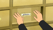 S7E22.006 The Agent Pushing a Safety Deposit Box