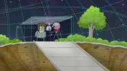 S8E16.041 Muscle Man and HFG will Guard the Park Dome