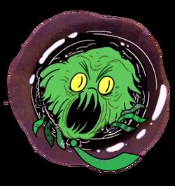 Black Hole Monster