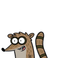 Rigby's Alternate Outfits