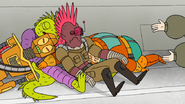 S8E15.114 Skips Throwing the Bounty Hunters in a Pile