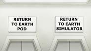 S8E03.224 Return to Earth Pod and Simulator