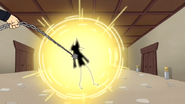 S4E13.175 Mordecai Blocking the Spiked Ball