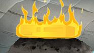 S8E20.123 Fire VCR