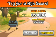 Regularshow rideemrigby ipodscreens highscore