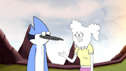 S6E03.250 CJ Thanking Mordecai for Helping Her