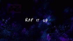 Rap It Up title