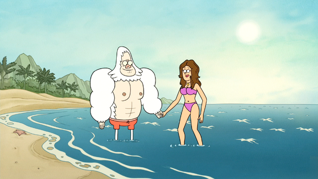 File:S5E33.131 Skips and Sheena on the Beach.png