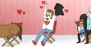 S5E33.081 T-Shirt Man's Heart T-Shirt