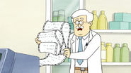 S4E25.036 The Pharmacist Looking at the Results
