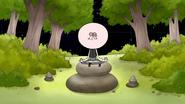 S8E24.062 Pops Meditating