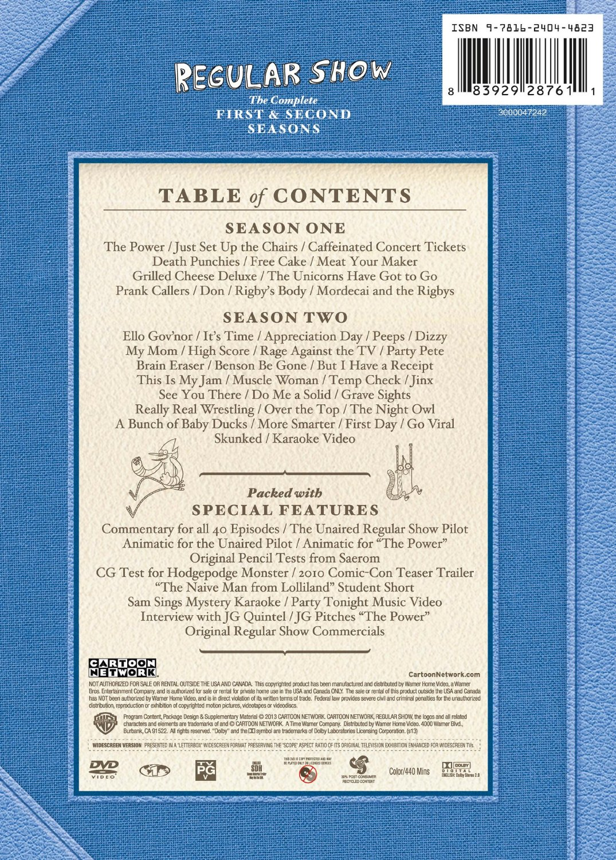 regular show season 8 torrent