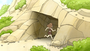 S4E17.152 Diane Running Back into the Cave