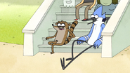 S5E20.059 Mordecai and Rigby Continue to Laugh