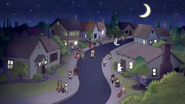 S7E09.277 Kids Trick-or-Treating