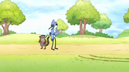 S7E32.042 Mordecai and Rigby are Going to the Spot
