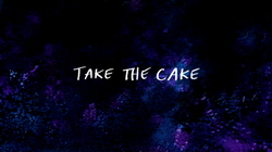 S5E32 Take the Cake Title Card