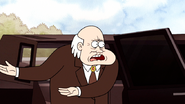 S6E07.148 Grandpa Hanatronic Asking Why Their TV is Destroyed