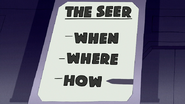 S8E24.046 The Seer will Tell the When, Where, and How
