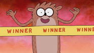 S7E24.238 Rigby is the Winner