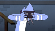 S6E01.153 Mordecai Headbutts the Tape