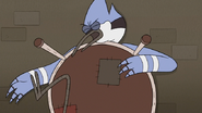 S7E24.243 Mordecai Crushed Against a Wall
