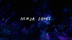 Sh05 Ninja Shoes Title Card