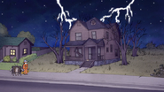 S7E09.298 Chocolate Witch's House