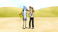 S6E11.141 Sad Sax Guy Tells Mordecai to Ask His Mom for Advice