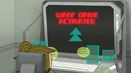 S8E15.185 Warp Drive Activated