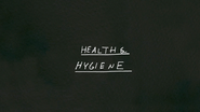 S4E17.065 Lesson - Health and Hygiene