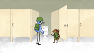 S3E35.116 Mordecai and Rigby with Their Back Turned