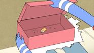 S7E06.020 Barely Empty Donut World Box