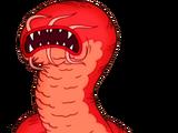 Soul-Sucking Death Worm