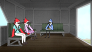 S6E20.155 Mordecai, Margaret, and Denise in Chopper 6