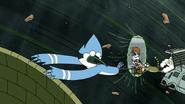 S5E06.071 Skips Saving Mordecai and Rigby