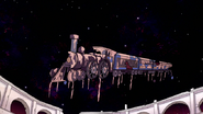S8E27P1.157 Damaged Train