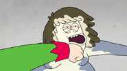 S6E09.194 Muscle Man Getting Punched by Angry Elf