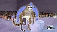 Mordecai and Rigby Fusion