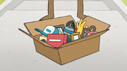 S7E01.044 Rigby's Stuff in a Box