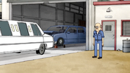 S4E21.083 The Limo Going in the Garage