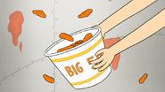 S7E32.175 Pam Grabbing the Big 50 Bucket