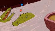 S6E03.196 The Balls Jumping the Crocodiles