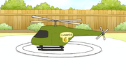 S6E20.059 The Chopper 6 Cake